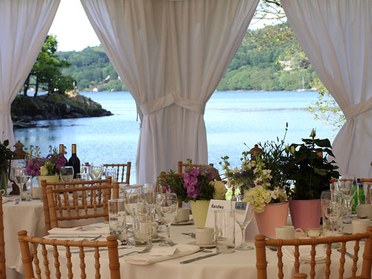 Choose Bakerwood for the perfect wedding or event